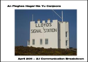 An Fleghes Hager-Na Yu Canjeons #4